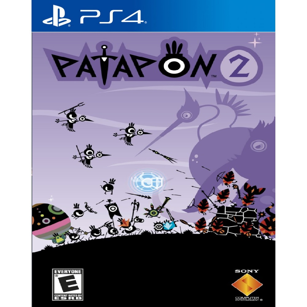PS4 Patapon 2 Remastered (Premium) Digital Download