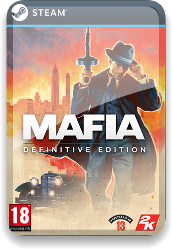 Mafia: Definitive Edition (v.1.0.1 + DLC) [2020г.] | RePack от R.G. Механики