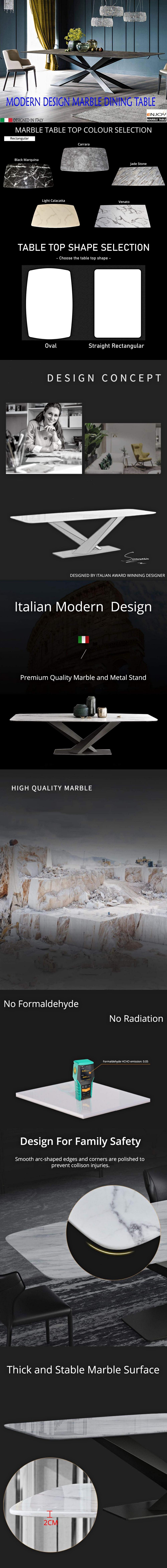 Rectangular-Cross-Base-Dining-Table-Item-Description-1