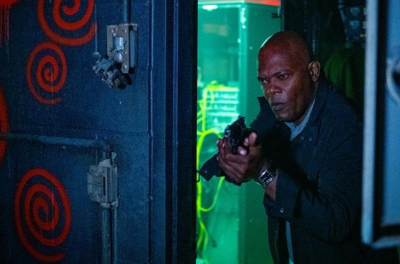 Samuel L. Jackson. Imagen: Lionsgate