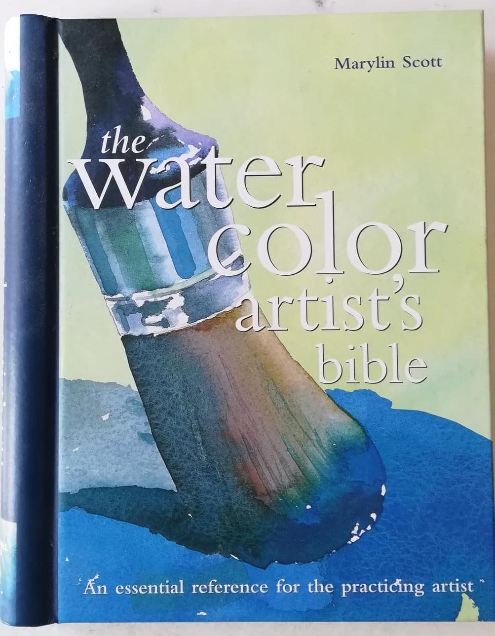 best watercolor book