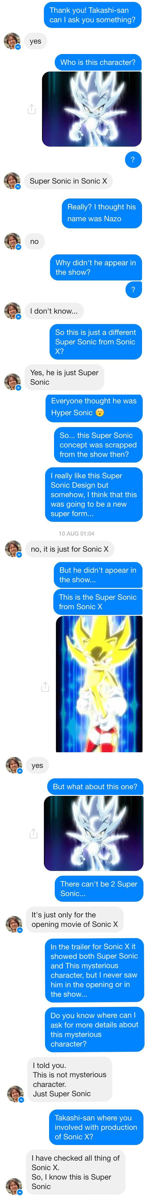 nazo conversation