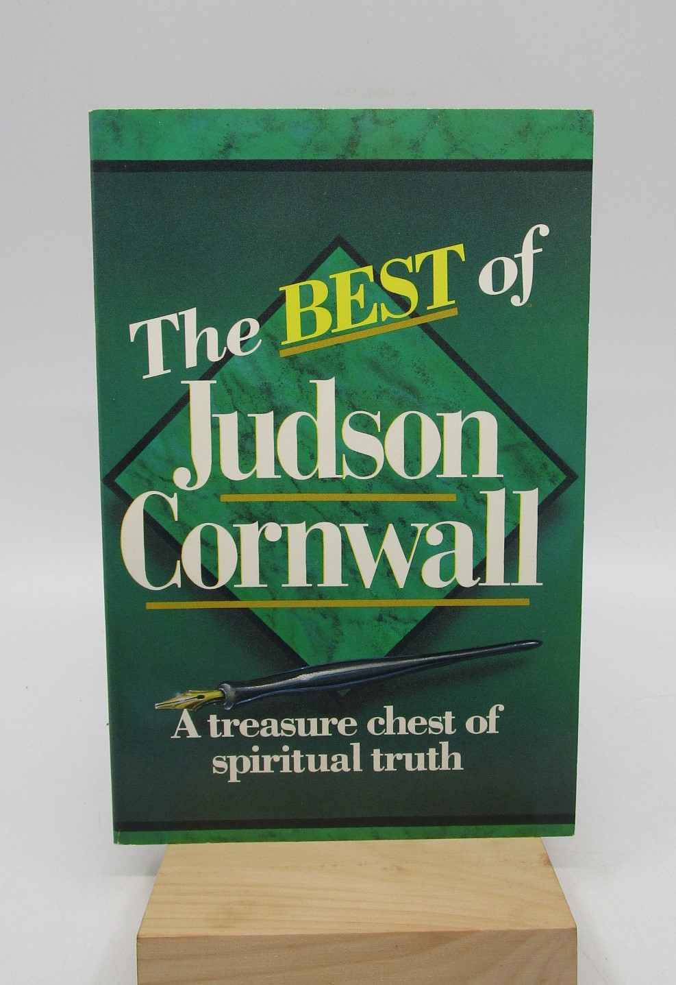 Image for The Best of Judson Cornwall