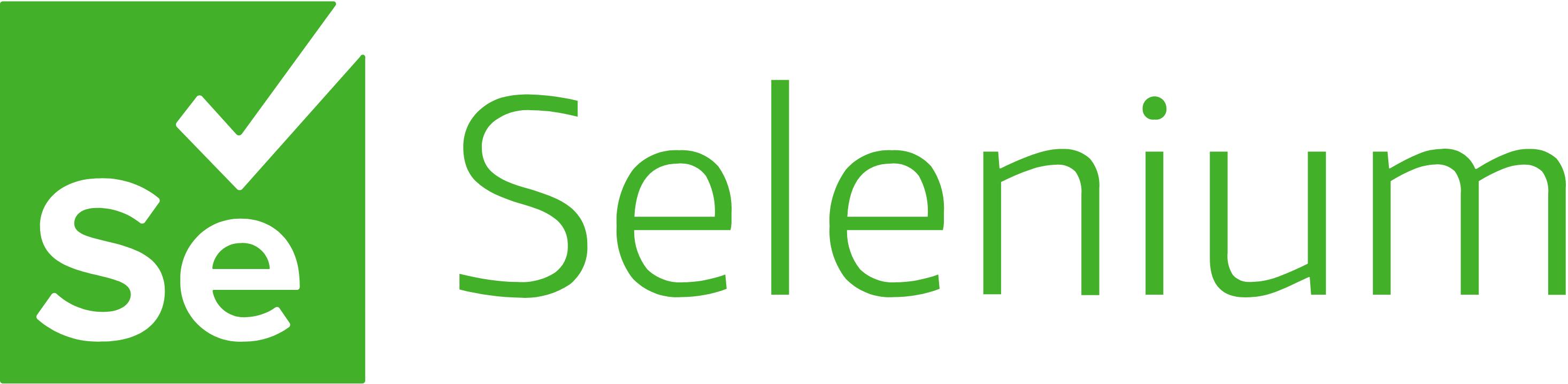 Selenium logotipo visto en Ciberninjas