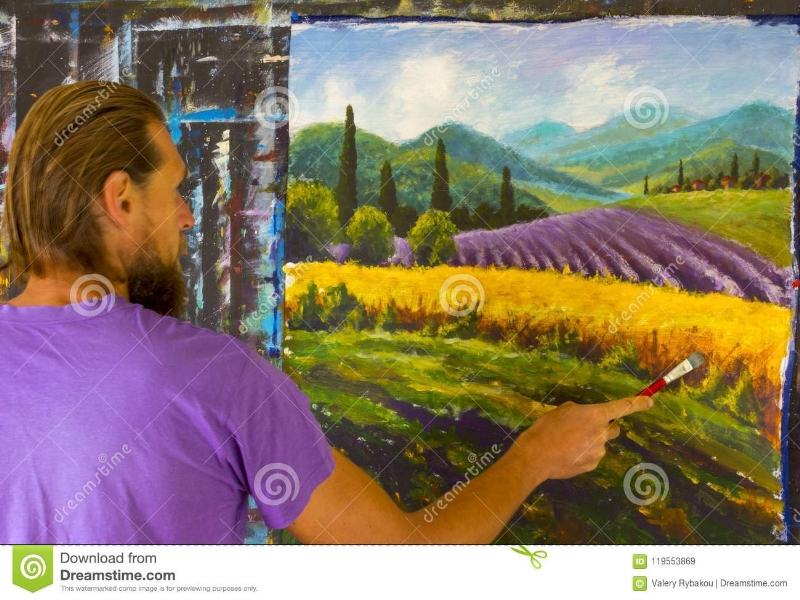 What Does Painting Ideas Do Foto Art