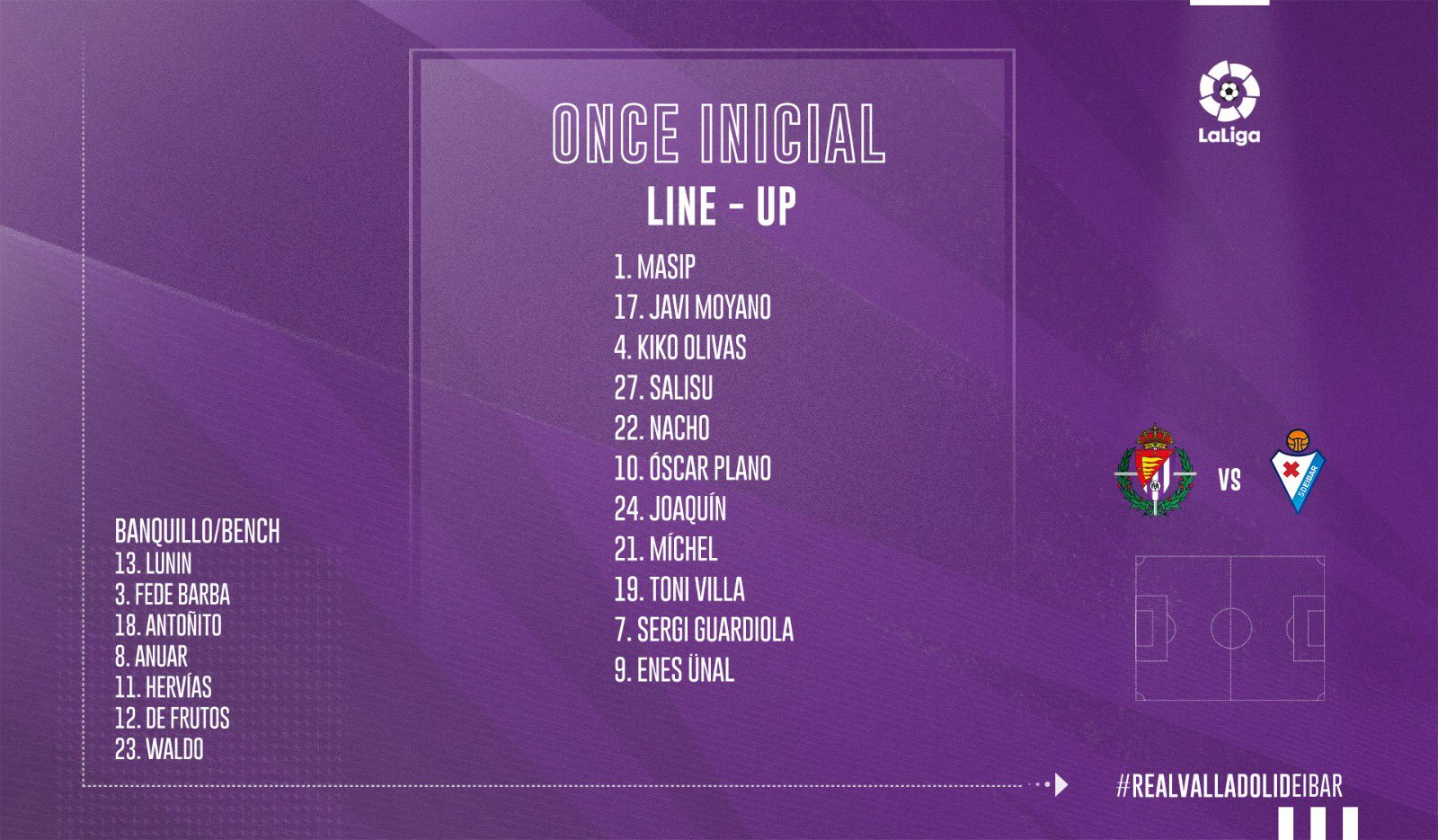 Real Valladolid C.F. - S.D. Eibar. Sábado 26 de Octubre. 18:30 IMG-20191026-171701