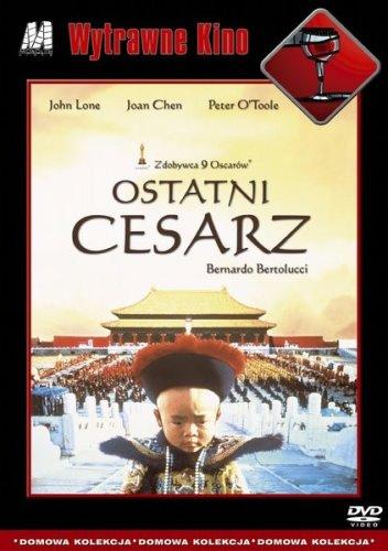 Ostatni cesarz / The Last Emperor (1987) PL.AC3.DVDRip.XviD-GR4PE | Lektor PL