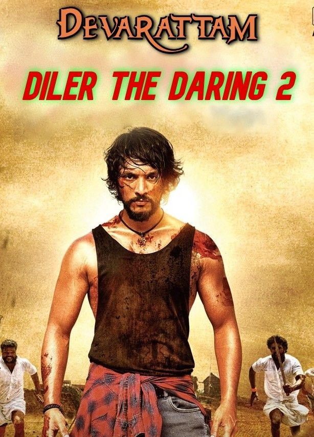 Diler The Daring 2 (2020) Hindi Dubbed Full Movie 720p HDRip 800MB Download