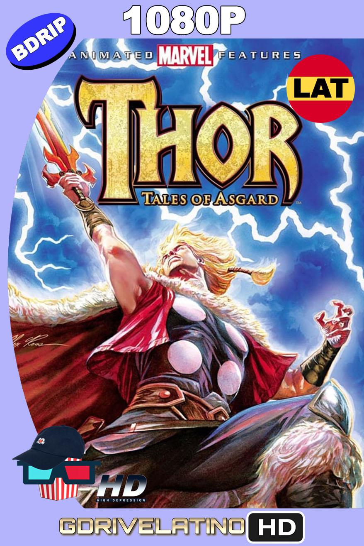 Thor: Historias de Asgard (2011) BDRip 1080p Latino-Inglés MKV