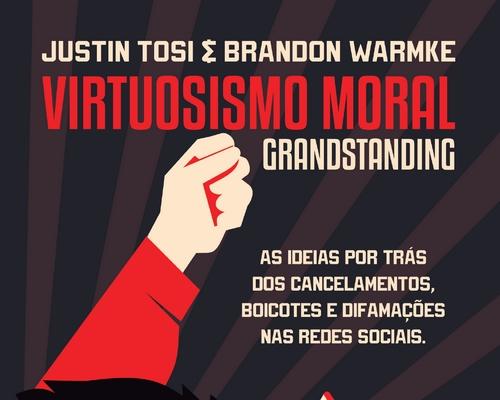 "@FaroEditorial lança ""Virtuosismo Moral"" livro que debate a era do cancelamento"