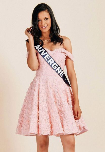 ROAD TO MISS FRANCE 2020 - Page 2 Auvergne