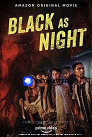 Black as Night (2021) Hindi Dubbed Movie Watch Online