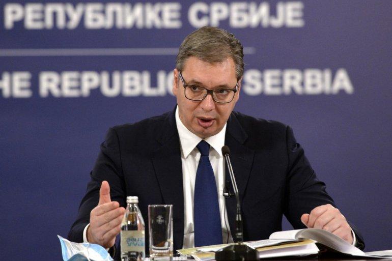 INFORMACIJE O KRIMINALU ĆE ŠOKIRATI CIJELI SVIJET! Vučić: 'Vidjet će se ko je koga štitio i ko se zaklinjao na vjernost ubicama'