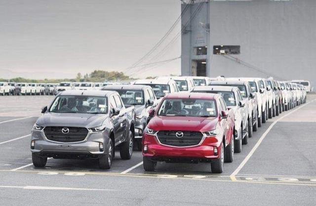 2020 - [Mazda] BT50 CFCB5-AF5-7388-4311-A114-5-EFF1-A662517