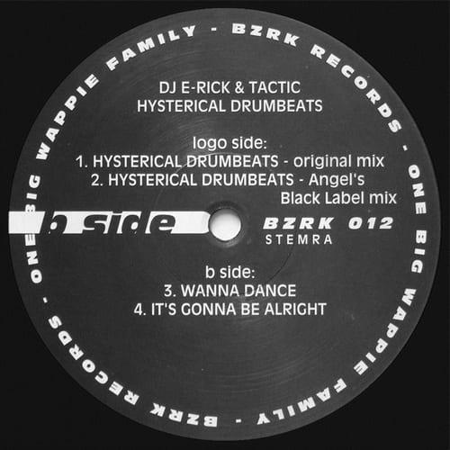 DJ E-Rick & Tactic - Hysterical Drumbeats