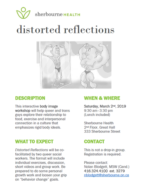 distorted-refletions