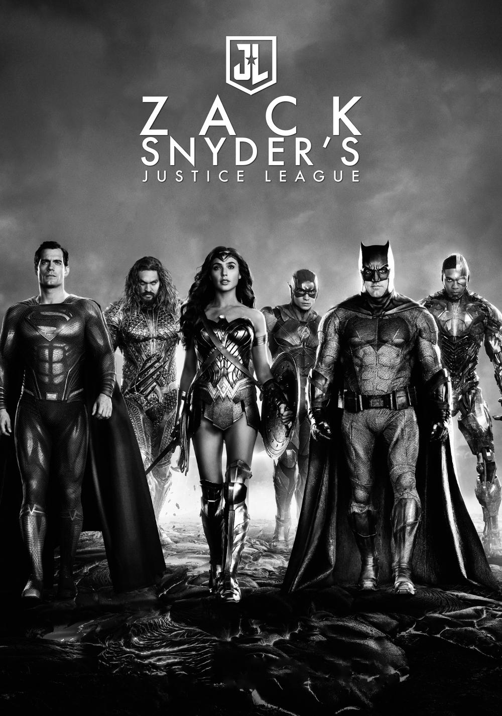 Liga da Justiça de Zack Snyder 2021 - Legendado WEB-DL 720p e 1080p