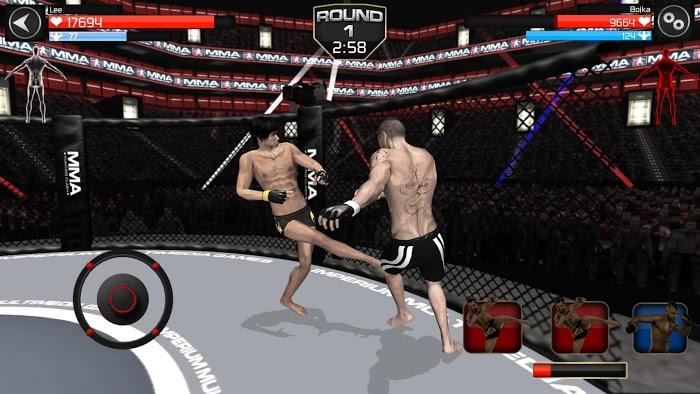 MMA Fighting Clash (MOD money)