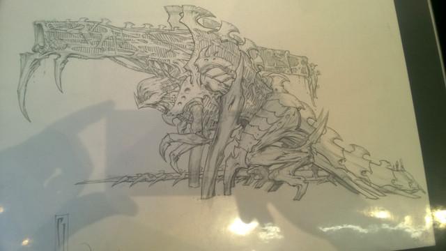 Galerie Daniel Maghen [originaux Warhammer Battle & 40K] 26