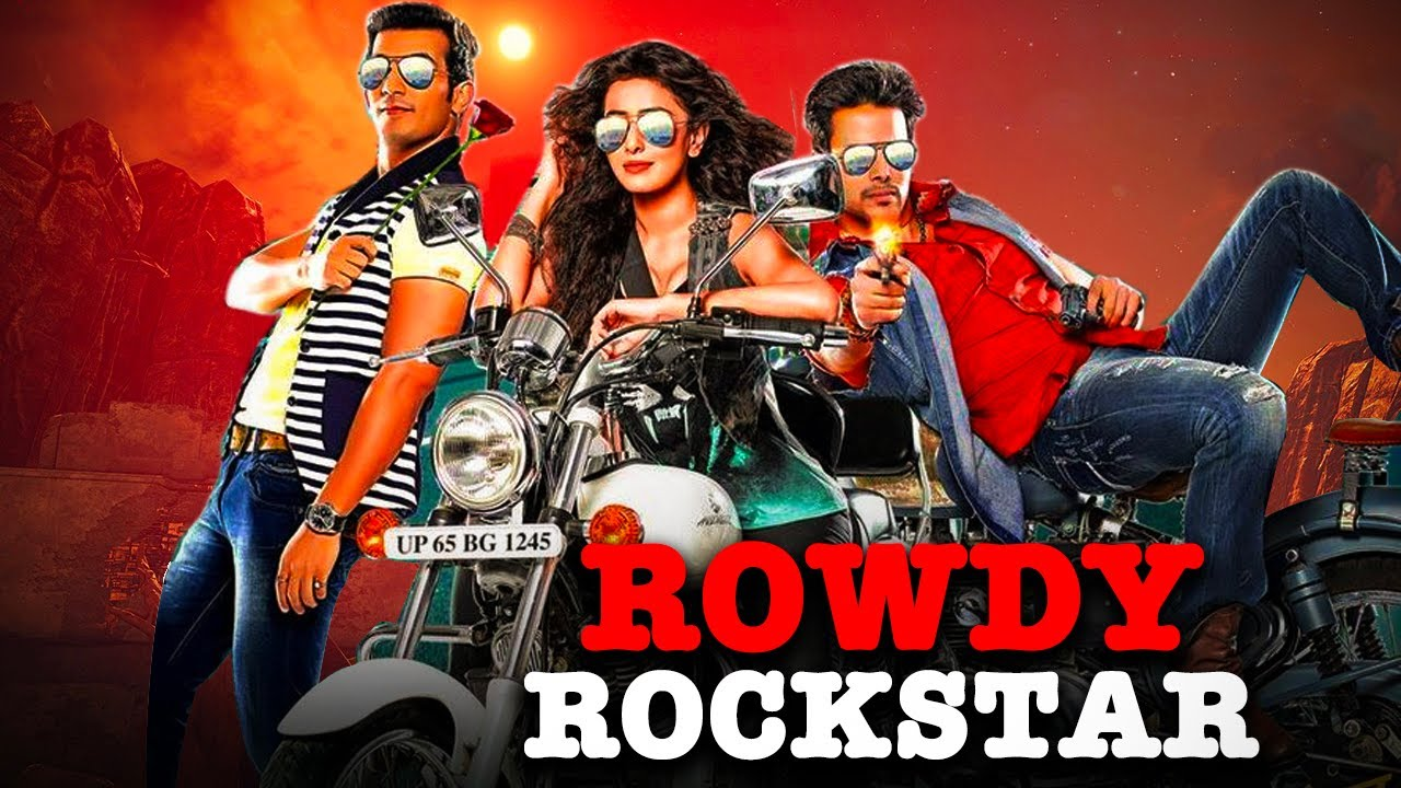 Rowdy Rockstar (2021) Hindi Dubbed 720p HDRip 900MB x264 AAC