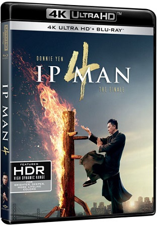 Ip  Man 4 (2019) UHD 4K 2160p Video Untouched ITA AC3 CHI TrueHD+AC3 Subs
