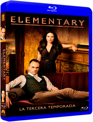Elementary Season 3 1080p x264 Dual Latino MKV