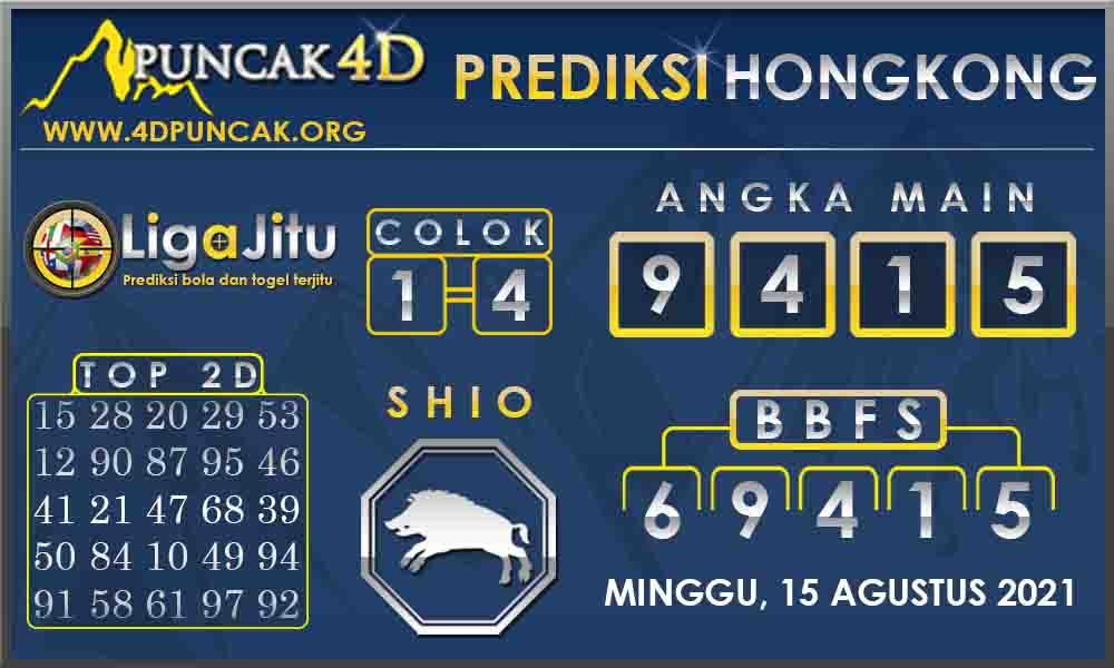 PREDIKSI TOGEL HONGKONG PUNCAK4D 15 AGUSTUS 2021