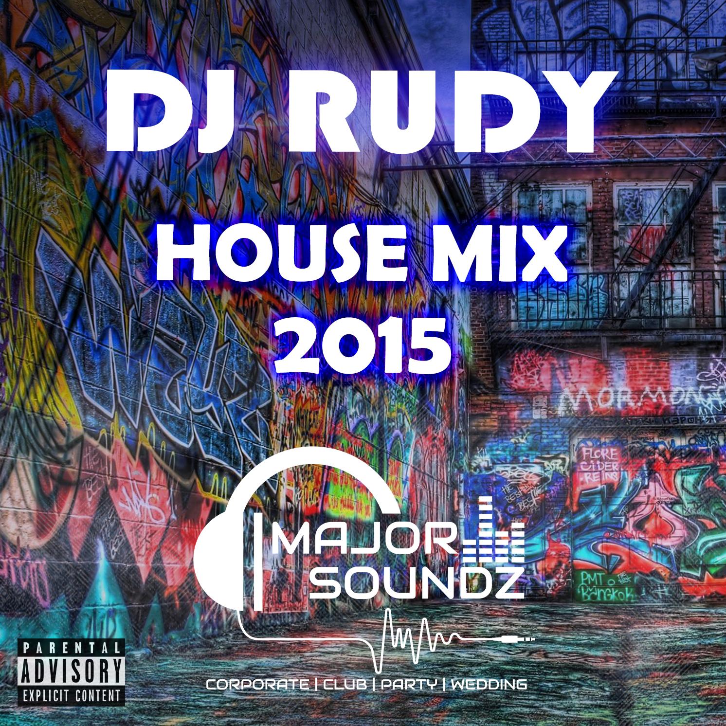 DJ Rudy - House Mix May 2015