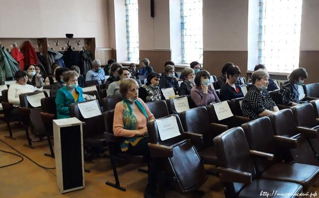 Совещание руководителей образовательных организаций Шилкинского района прошло 22 апреля