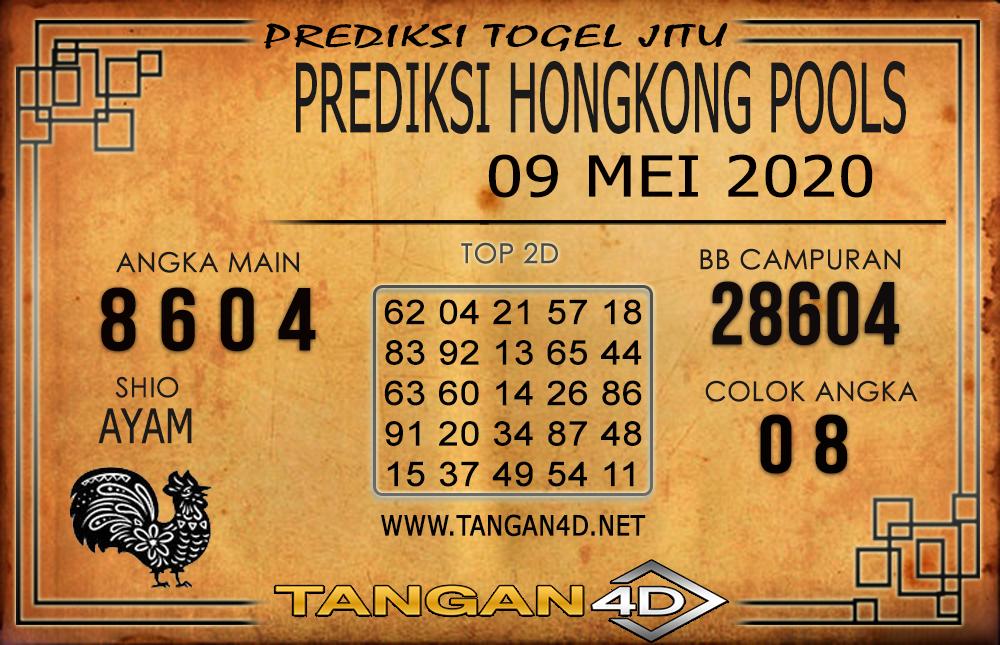 Prediksi Togel HONGKONG TANGAN4D 09 MEI 2020
