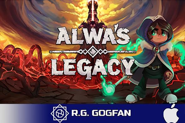 Alwa's Legacy (Elden Pixels) (ENG|SVE) [DL|GOG] / [macOS]