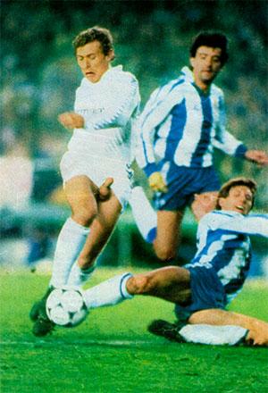 1986-87-Historias-del-Real-Madrid-Buitre-Monge