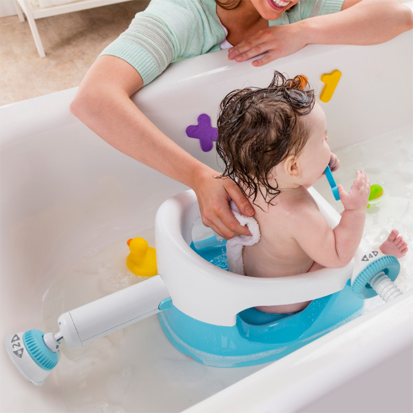 Details about My Bath Seat Baby Bathing Chair Child Bathtime No Slip Safe Tub Seating Support