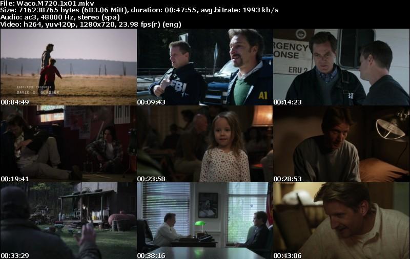 Waco (2018)[Miniserie][MicroHD 720p][Castellano][Drama][6/6][700MB][VS]