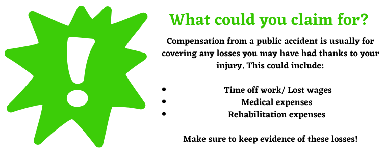 compensation claims