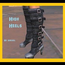 High Heels / Высокие каблуки!
