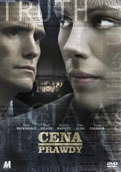 Cena prawdy / Nothing But the Truth (2008) PL.BRRip.XviD-GR4PE | Lektor PL