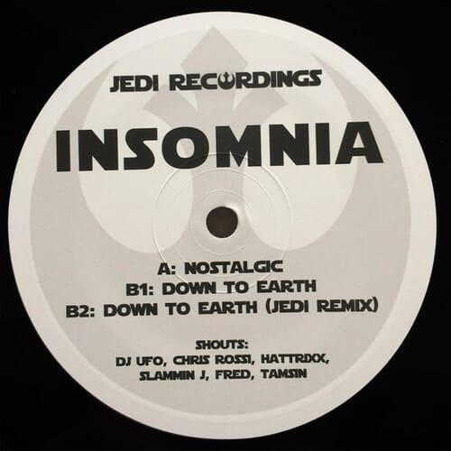 Download Insomnia - Nostalgic / Down To Earth mp3