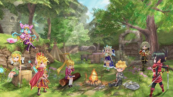 元素骑士PS4版推出 Elemental-Knights-R-02-04-21