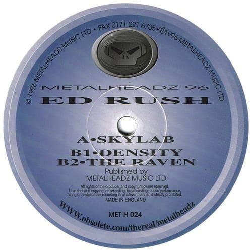 Download Ed Rush - Skylab / Density / The Raven mp3