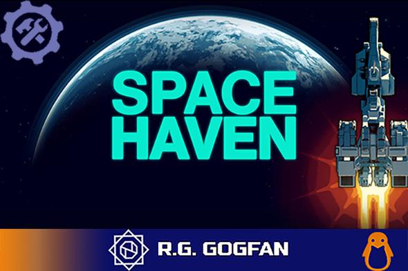 Space Haven (Bugbyte Ltd) (ENG|RUS|MULTI12) [IN DEV] [DL|GOG] / [Linux]