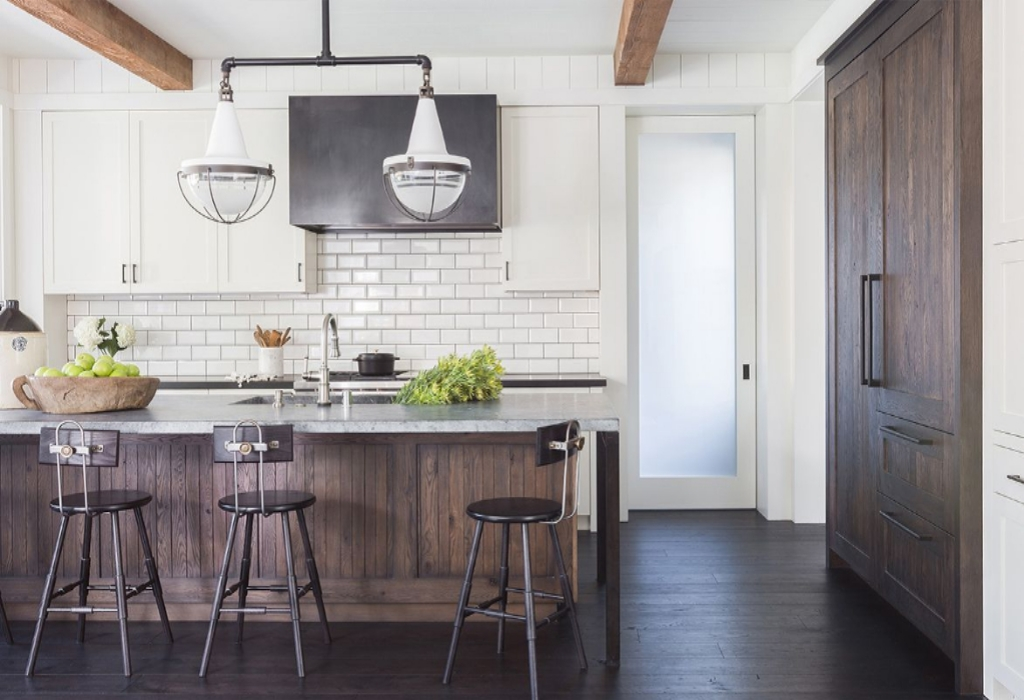 The Lower Down on Golden Grove Home Modern Kitchen Design Exposed