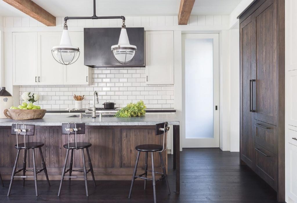 Modern Custom Kitchen Design Concept