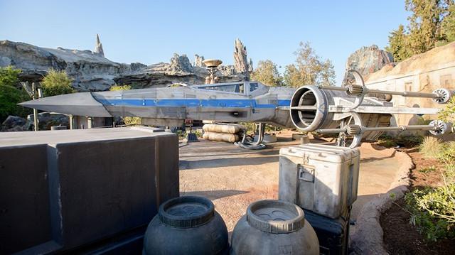 [Disneyland Park] Star Wars: Galaxy's Edge (31 mai 2019) XXX68