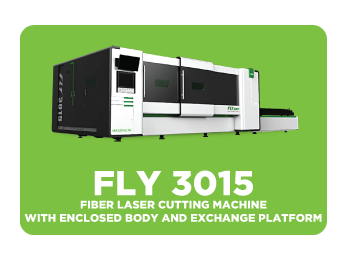 FLY 3015 FIBER LASER CUTTING MACHINE