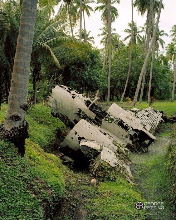 Последнее пристанище железных птиц заброшенные, кладбище, самолеты, факты