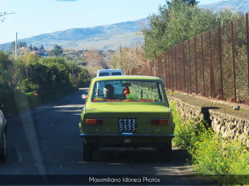 avvistamenti auto storiche - Pagina 2 Fiat-128-1-1-73-CT335335