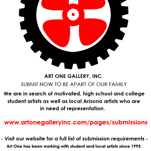 Submissions: Art One Gallery