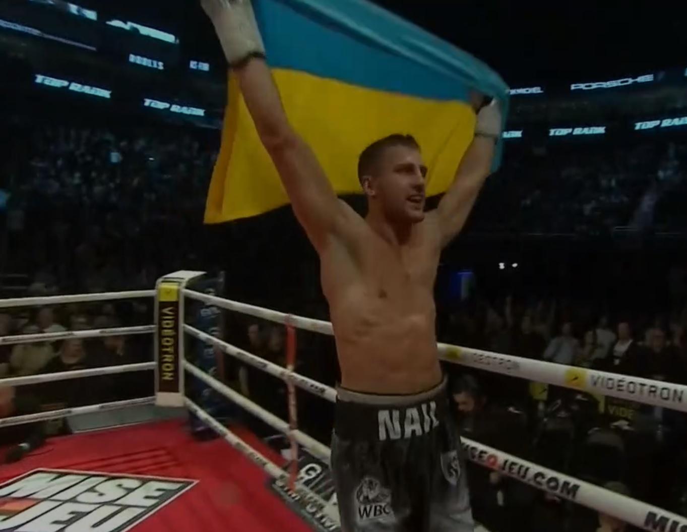 Полный бой Александр Гвоздик - Адонис Стивенсон Full Fight Видео