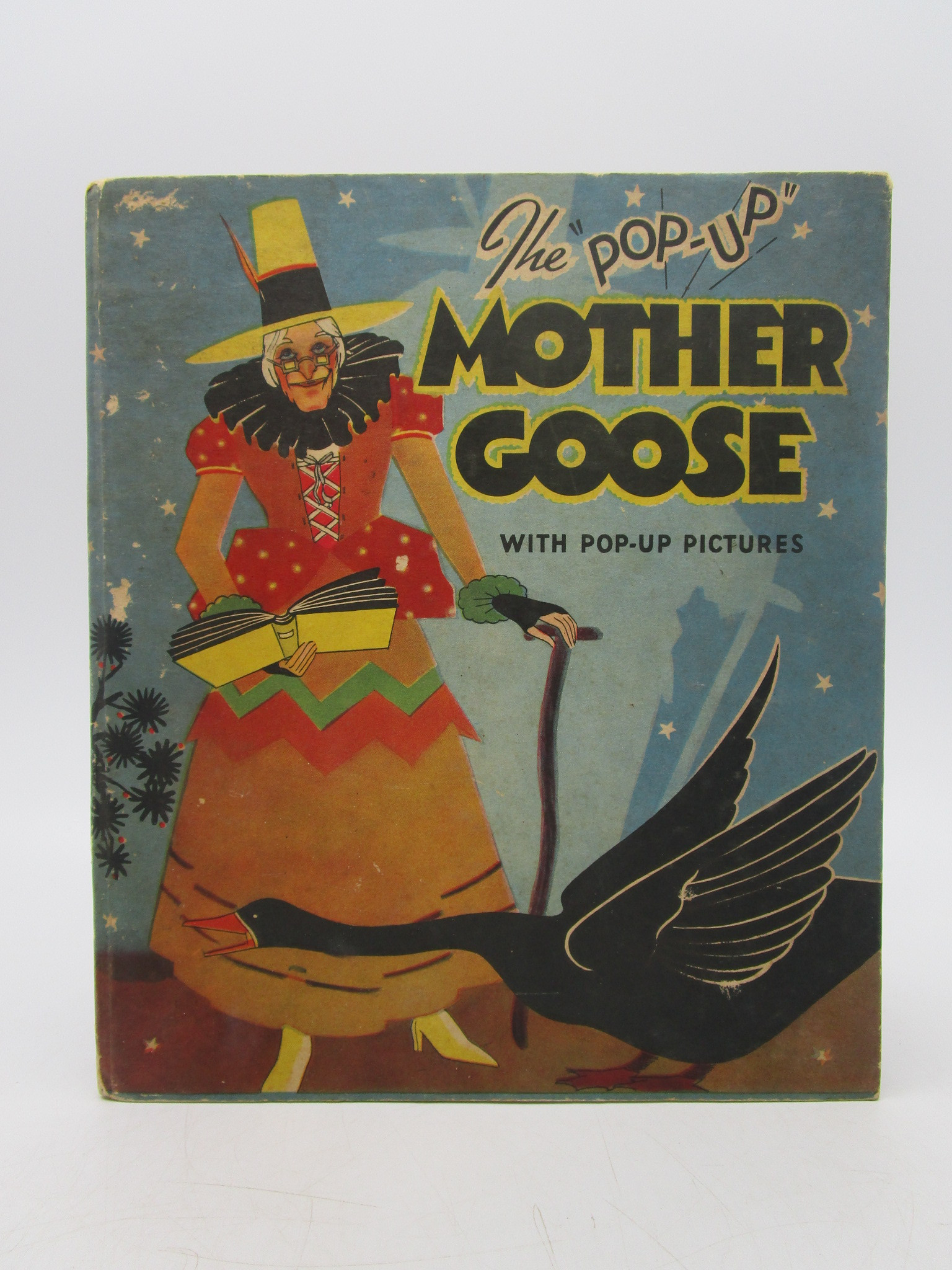 "Image for The ""Pop-Up"" Mother Goose"